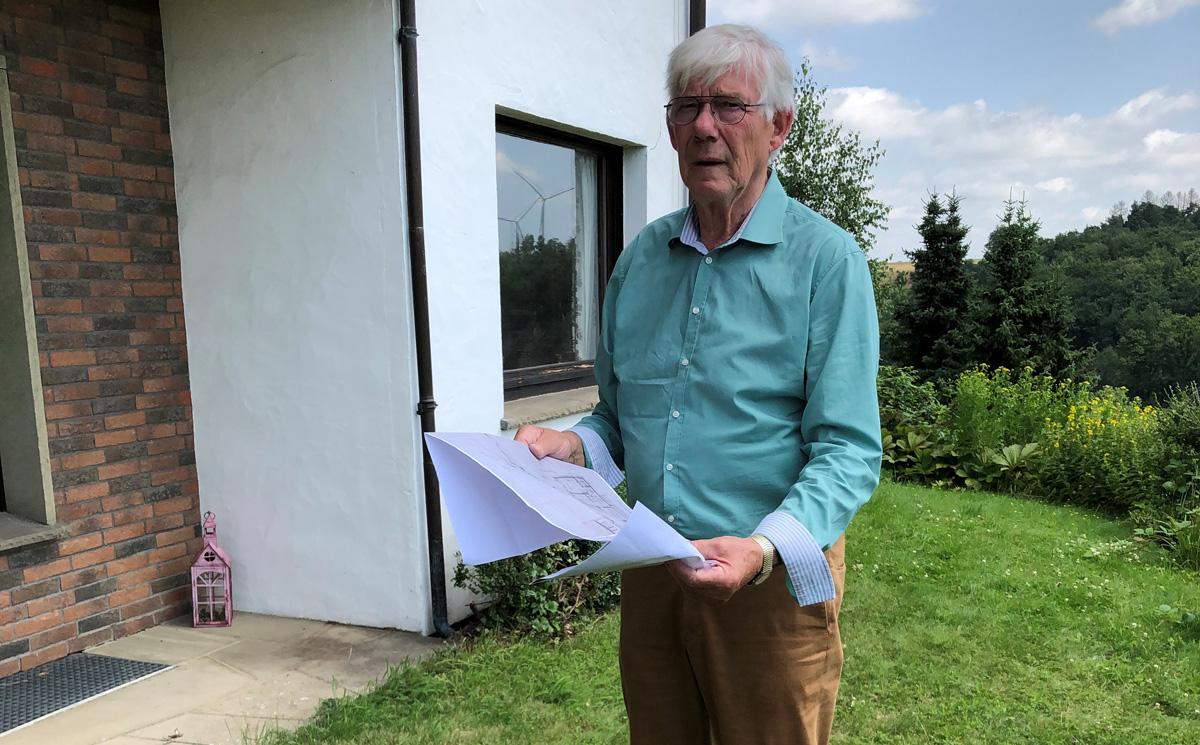 Kurt Mues Warsteiner Immobiliengeschäftsinhaber